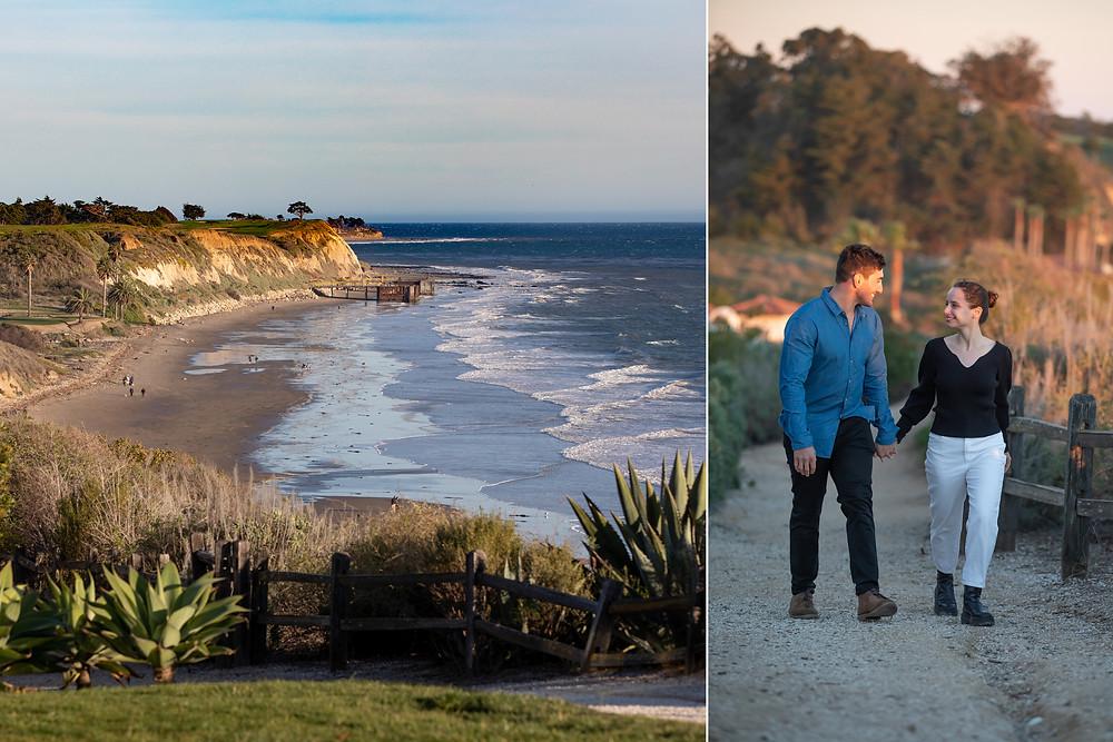 Ritz Carlton Bacara Santa Barbara proposal engagement