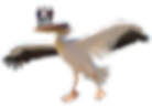 Pelican comedy footlights gaulier fringe goofy majestic