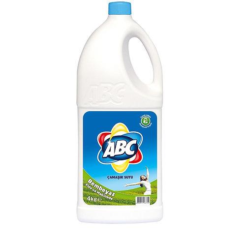 Abc Çamaşır Suyu 4 Kg