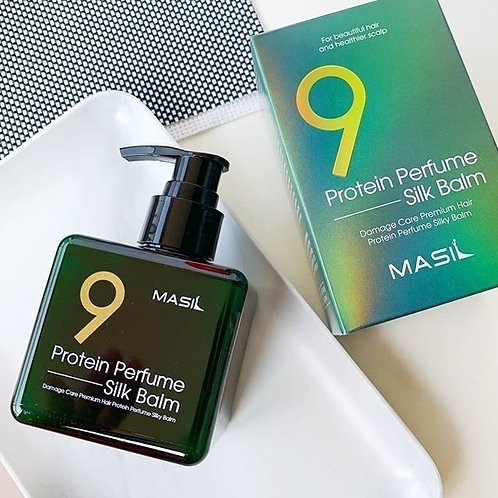 k0546 - 韓國 Masil 9肽免沖洗護髮精華180ml