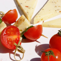 planche tapas fromage tomate bio traiteu