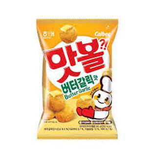 k0550 - 韓國牛油香蒜波波