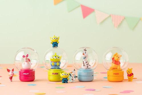 k0540 - 韓國 Disney 迷你發光香薰夜燈座