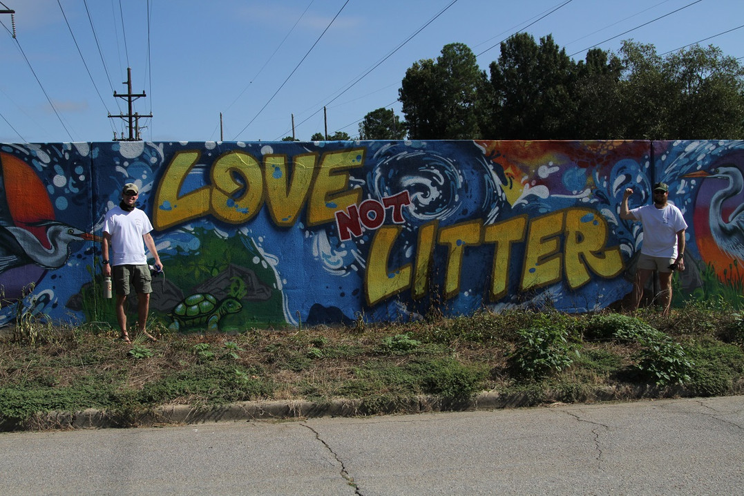 Love not Litter