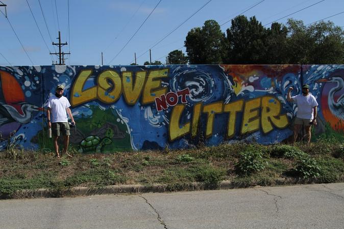 Love not Litter