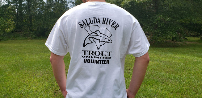 SRTU Volunteer Shirts