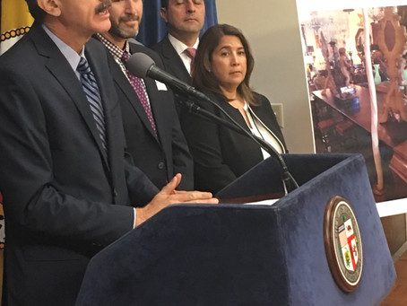 CITY ATTORNEY MIKE FEUER FILES LANDMARK CRIMINAL CASES AGAINST THREE ALLEGED IVORY SELLERS