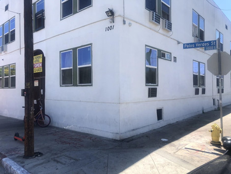 CITY ATTORNEY MIKE FEUER TARGETS DANGEROUS HOTEL IN SAN PEDRO