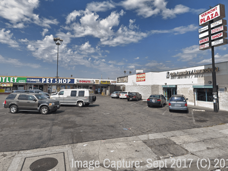 CITY ATTORNEY FIGHTS GANG ACTIVITY AT SOUTH L.A. STRIP MALL