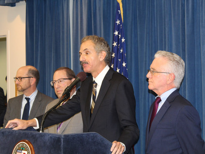 CITY ATTORNEY MIKE FEUER SUES THE FAA