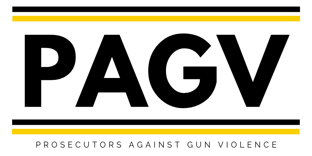 Logo for Prosecutors Against Gun Violence.