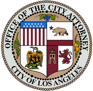 Los Angeles City Attorney's Office seal