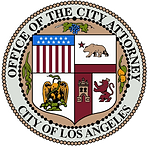 Official seal of the Los Angeles City Attorney's Office