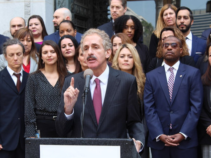 CITY ATTORNEY MIKE FEUER EXPANDS NEIGHBORHOOD PROSECUTOR PROGRAM AGAIN