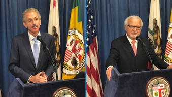 FEUER NAMES RETIRED JUSTICE AND AMBASSADOR CARLOS R. MORENO TO LA REDISTRICTING COMMISSION