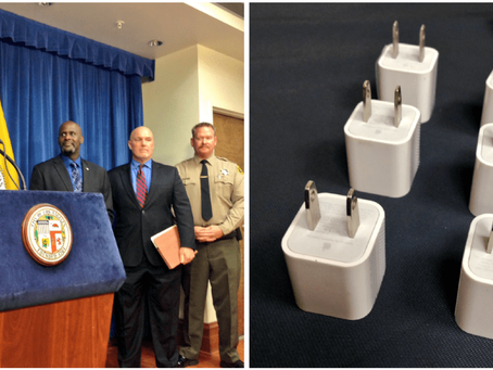 CITY ATTORNEY FEUER SECURES 10-YEAR INJUNCTIONS & PENALTIES AGAINST DTLA MERCHANTS OVER COUNTERFEITS