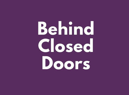 """CITY ATTORNEY FEUER AND DISTRICT ATTORNEY LACEY LAUNCH """"BEHIND CLOSED DOORS"""" ON IN-HOME CRIMES"""