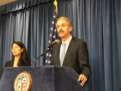CITY ATTORNEY MIKE FEUER SETTLES WITH VAPE COMPANIES