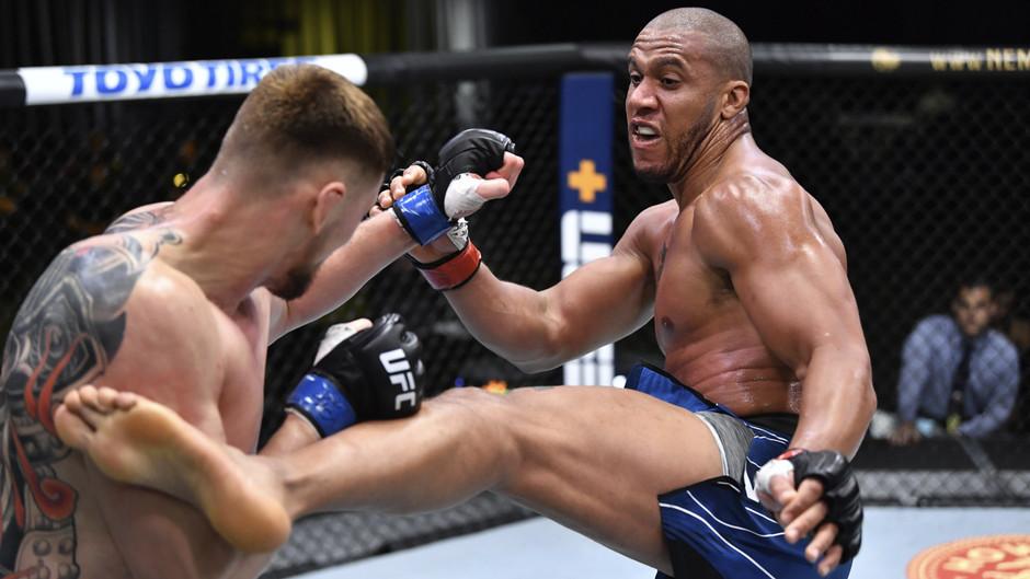 UFC Vegas 30: evento frusta expectativa de boas lutas