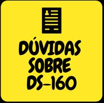 Dúvidas sobre DS160