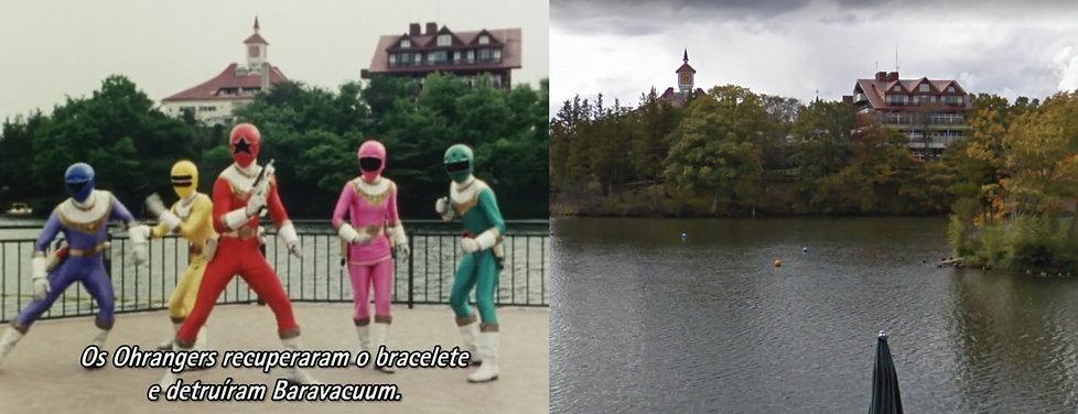Ohranger Episode 18
