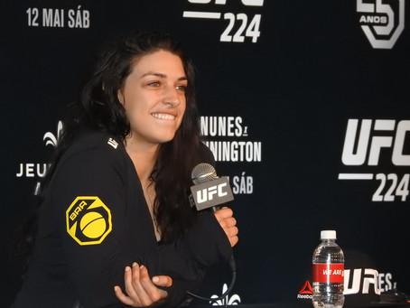 UFC 224: Imagens