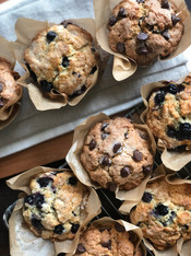 Blueberry and Choc chip muffins.jpg
