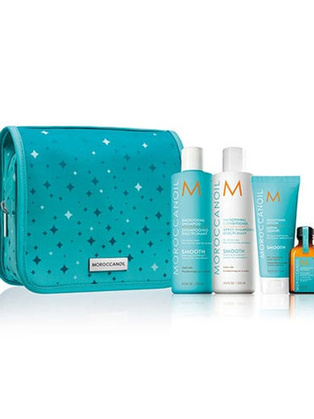MOROCCANOIL KIT SMOOTH TWINKLE 4 PCS