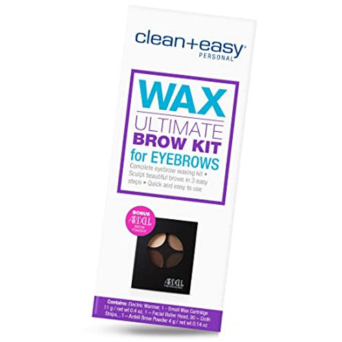CLEAN EASY KIT ULTIMATE BROW FOR EYEBROWS