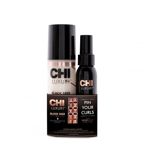 CHI LUXURY PIN YPUR CURLS KIT