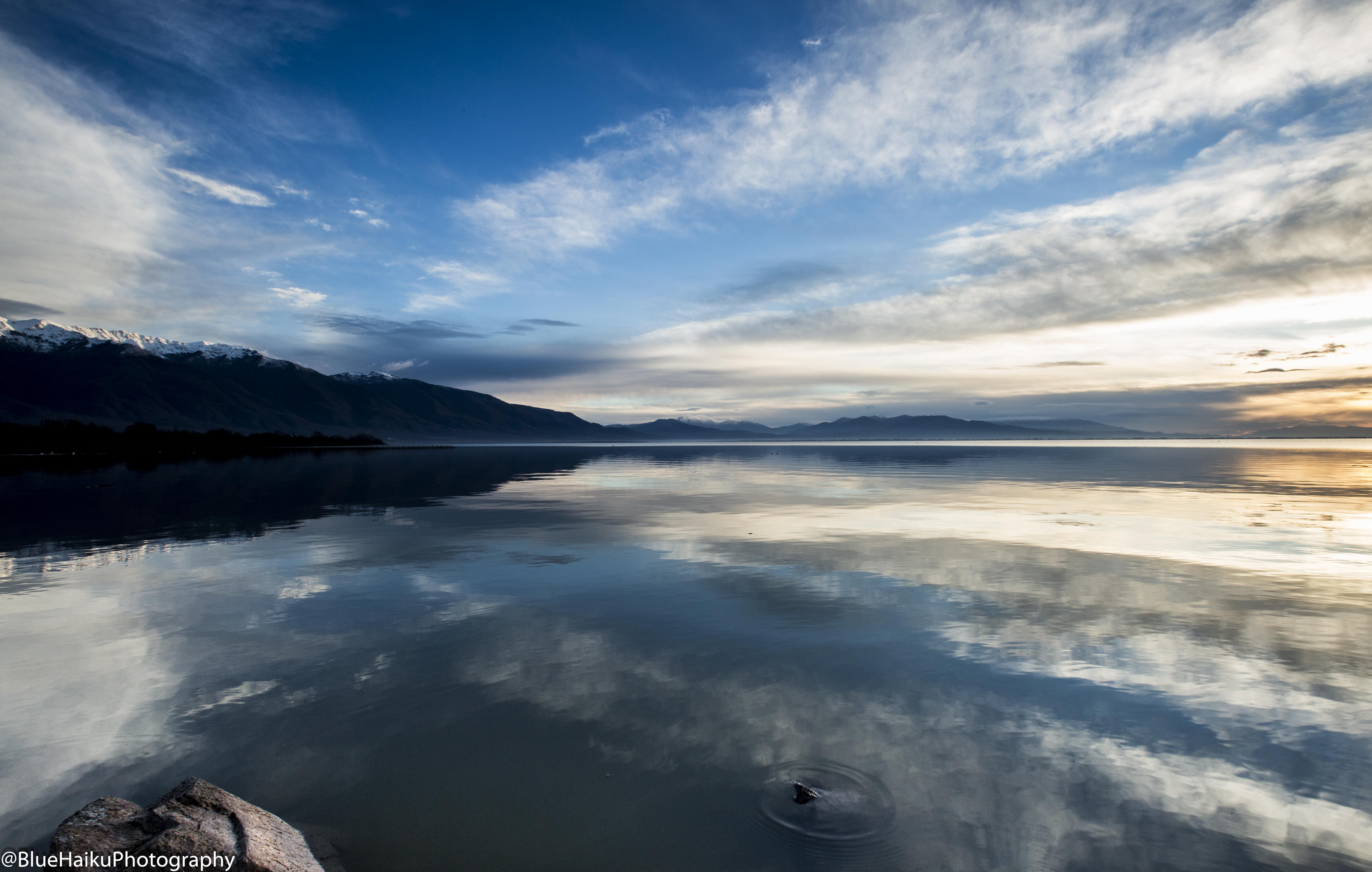 Kerkini Lake_ Sun Arising
