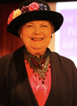Mari Lyn Henry as Clara Morris