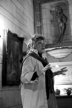 Paula Ewin in Performance