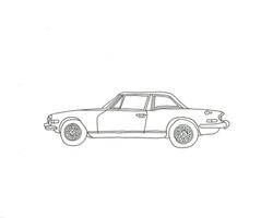 Triumph Stag, British Leyland '73