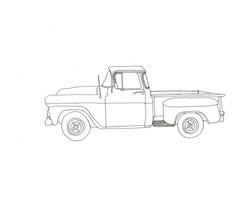 Apache, Chevrolet '56
