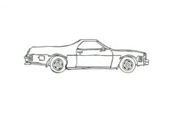 El Camino, Chevrolet '76