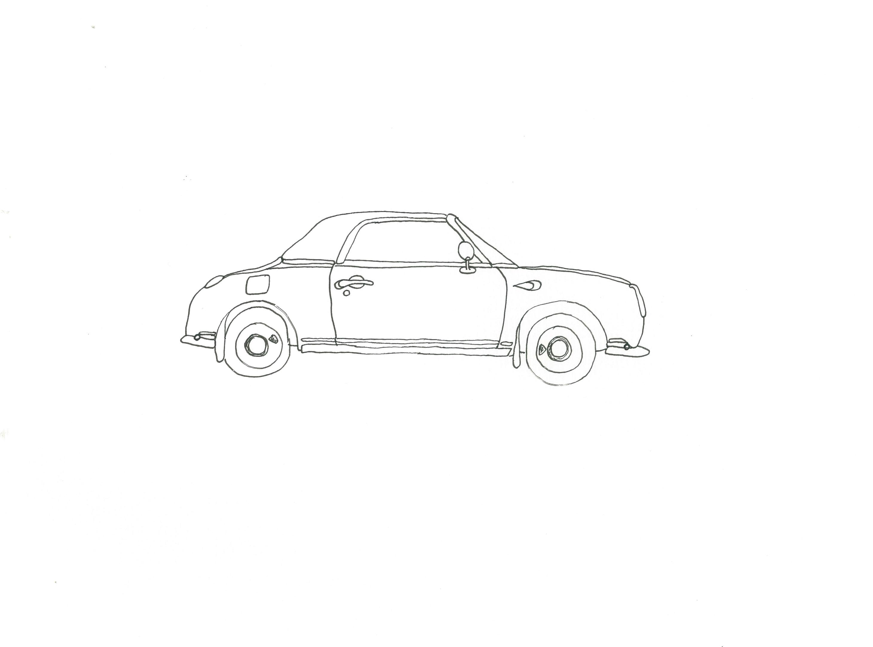 Figaro, Honda '91