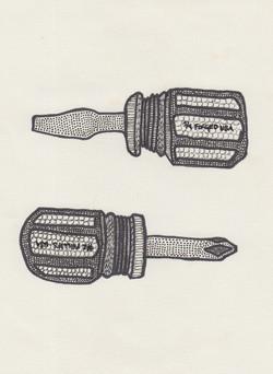 Screwdriver (Pair)