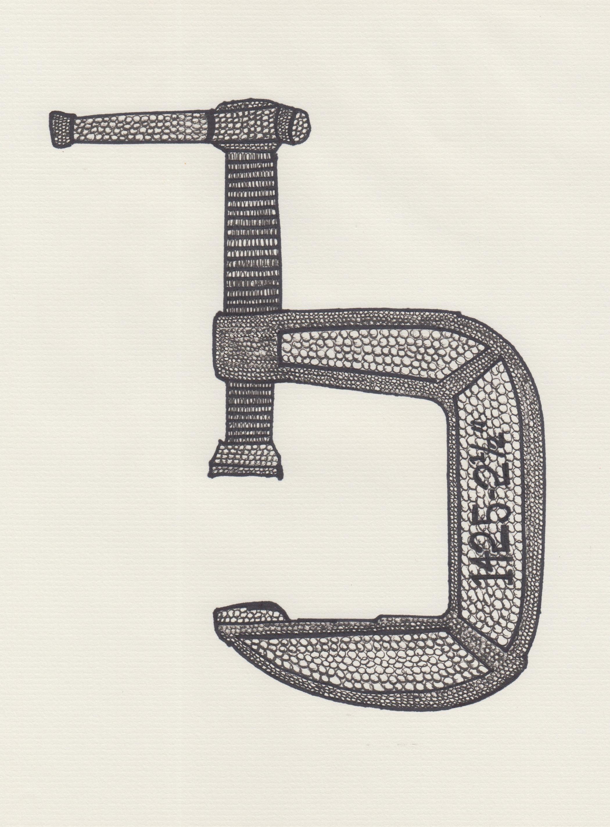 C-clamp