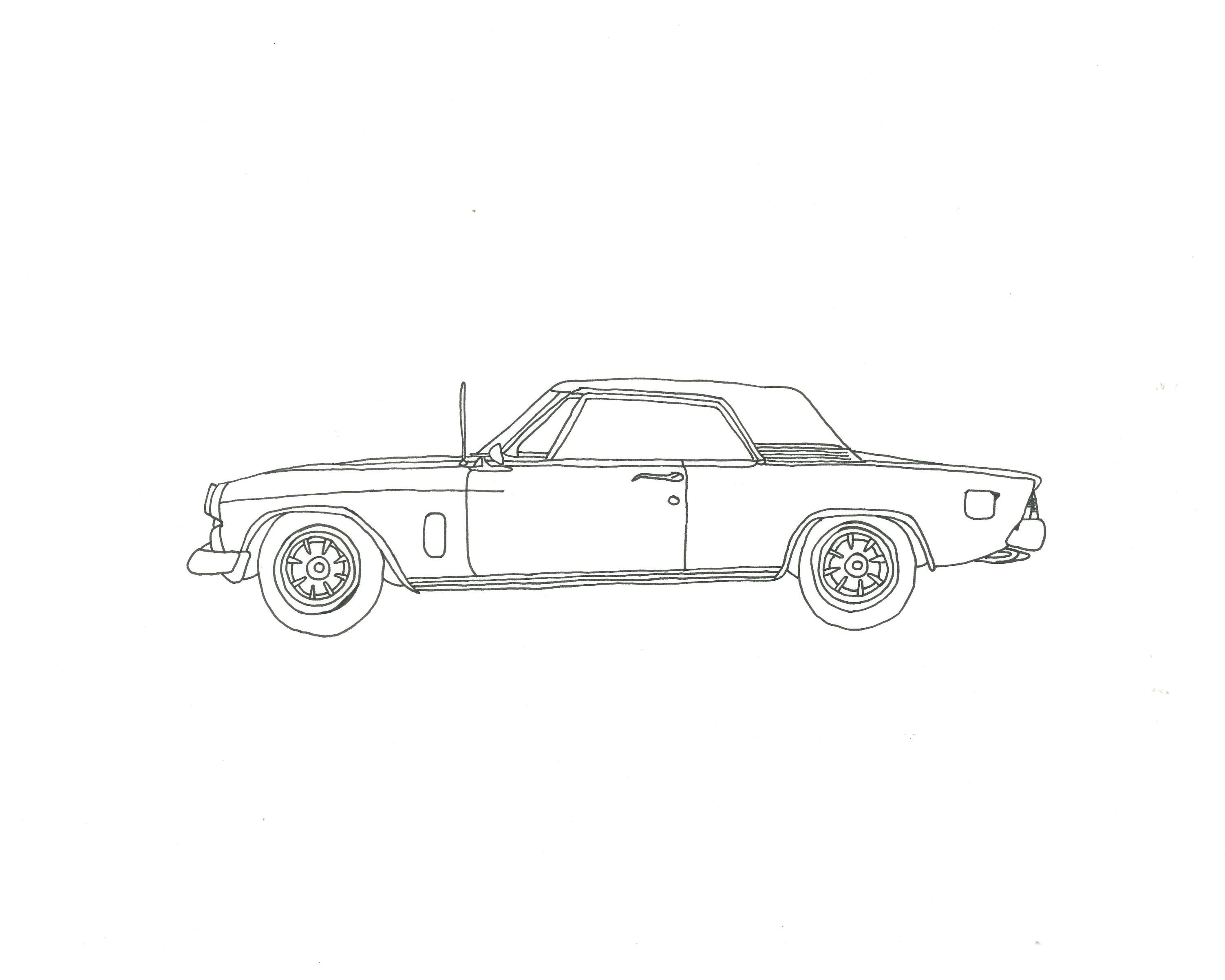 Gran Turismo Hawk, Studebaker '64