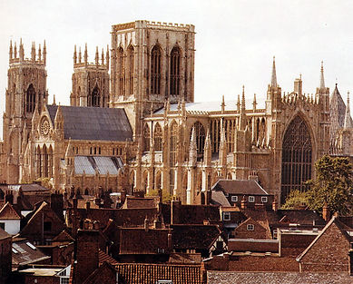 York, less than an hour from our Whitby holiday home