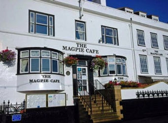 the world famous Magpie, a short walk from whitbyapartment.com