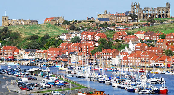 The stunning Whitby Harbour, a short walk from whitbyapartment.com
