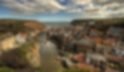 Staithes, a short drive from our whitby holiday home, whitbyapartment @ Caedmons Prospect