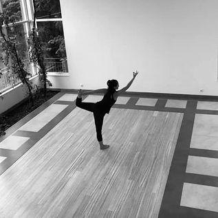 A Yoga studio Tábor