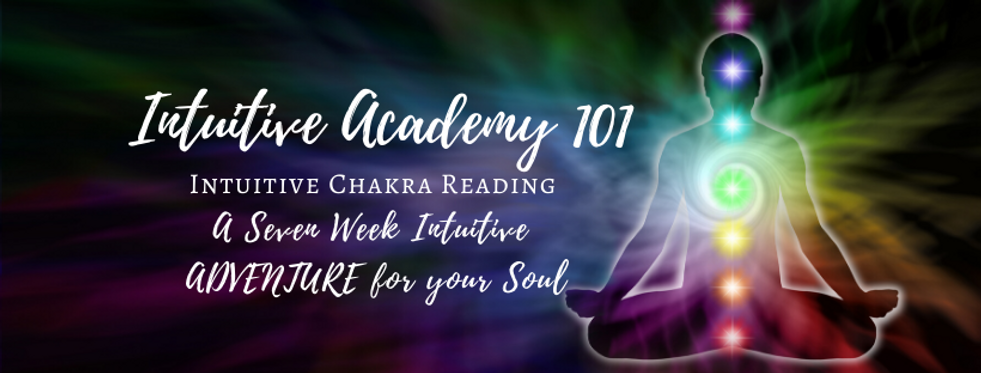 Intuitive Chakra Reading A Seven Week In