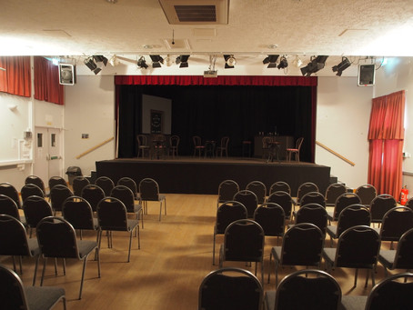 Welcome to the world of AmDram!