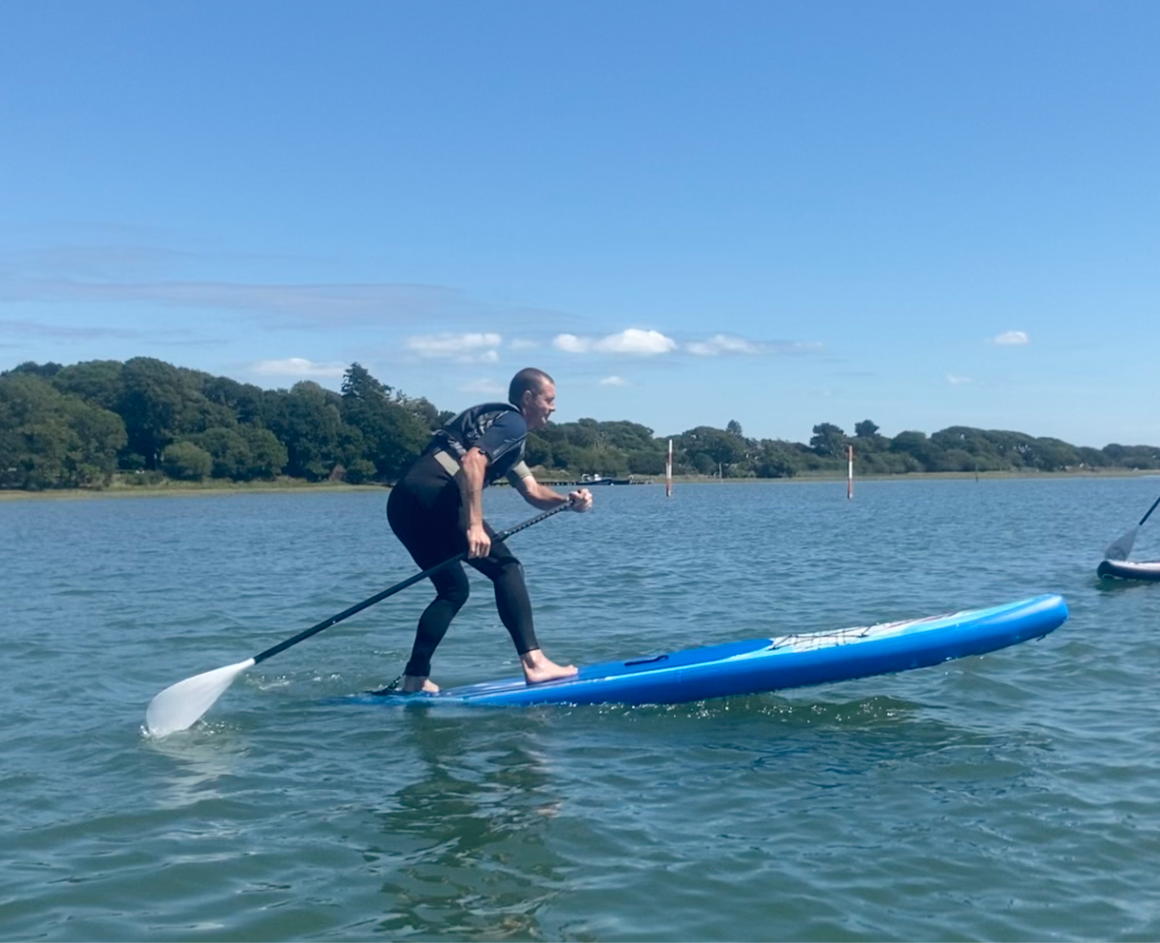 Paddle Progression