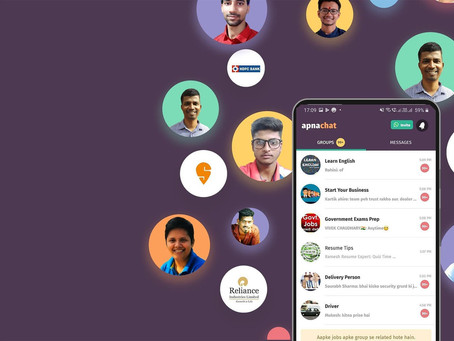 Apna - The fastest Indian startup to enter the unicorn club this year!