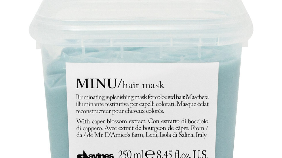Minu Hair Mask